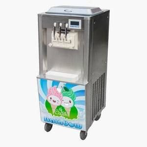 Hot Sell Beiqi Soft Serve Ice Cream Machine With Factory ...