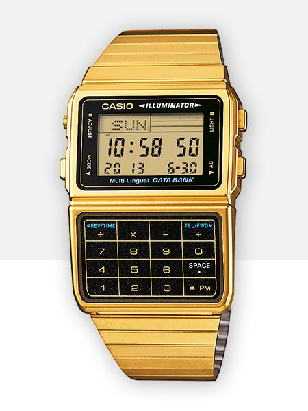 17a335645f2 CASIO Collection DBC-611GE-1EF - bling bling