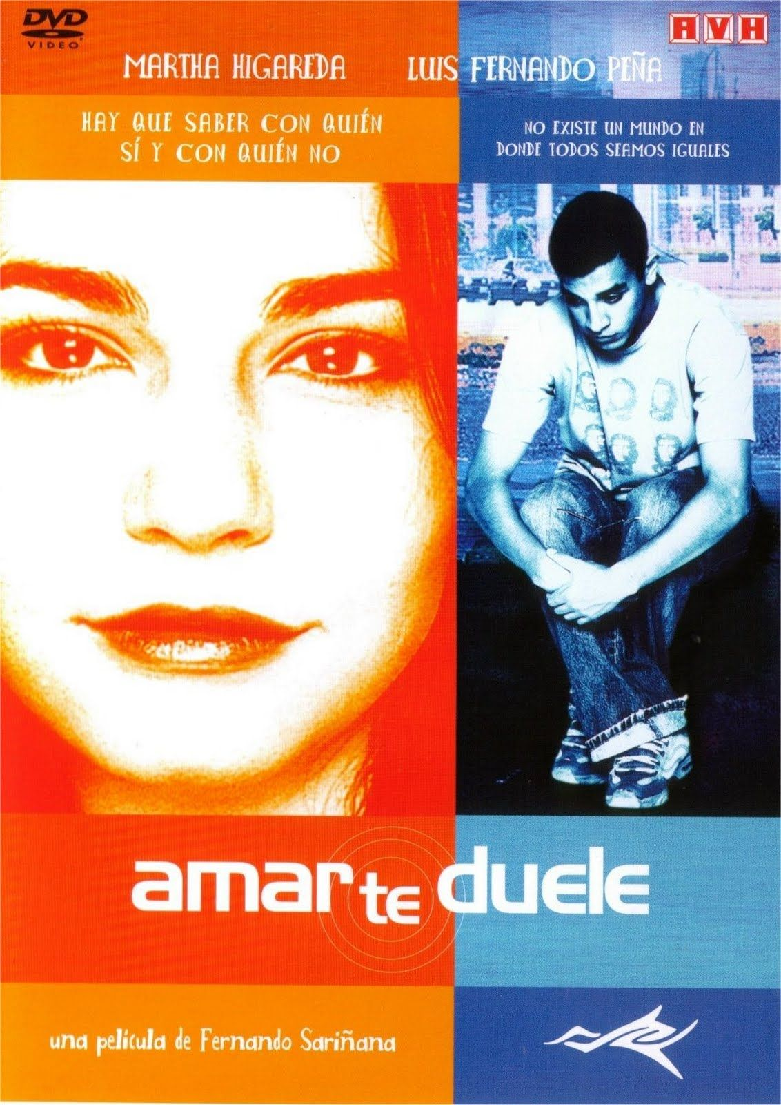 Amar Te Duele 2004 Movies In And Out Movie Good Movies
