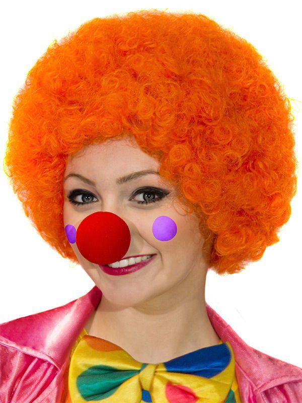 die besten 25 clownsnase ideen auf pinterest halloween schminken spinnenfrau halloween. Black Bedroom Furniture Sets. Home Design Ideas