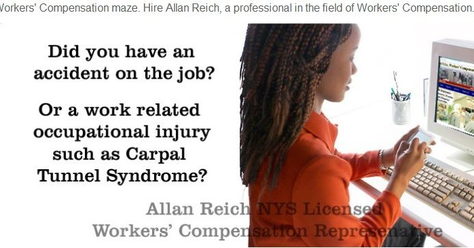 Allan Reich New York State Licensed Workers Compensation