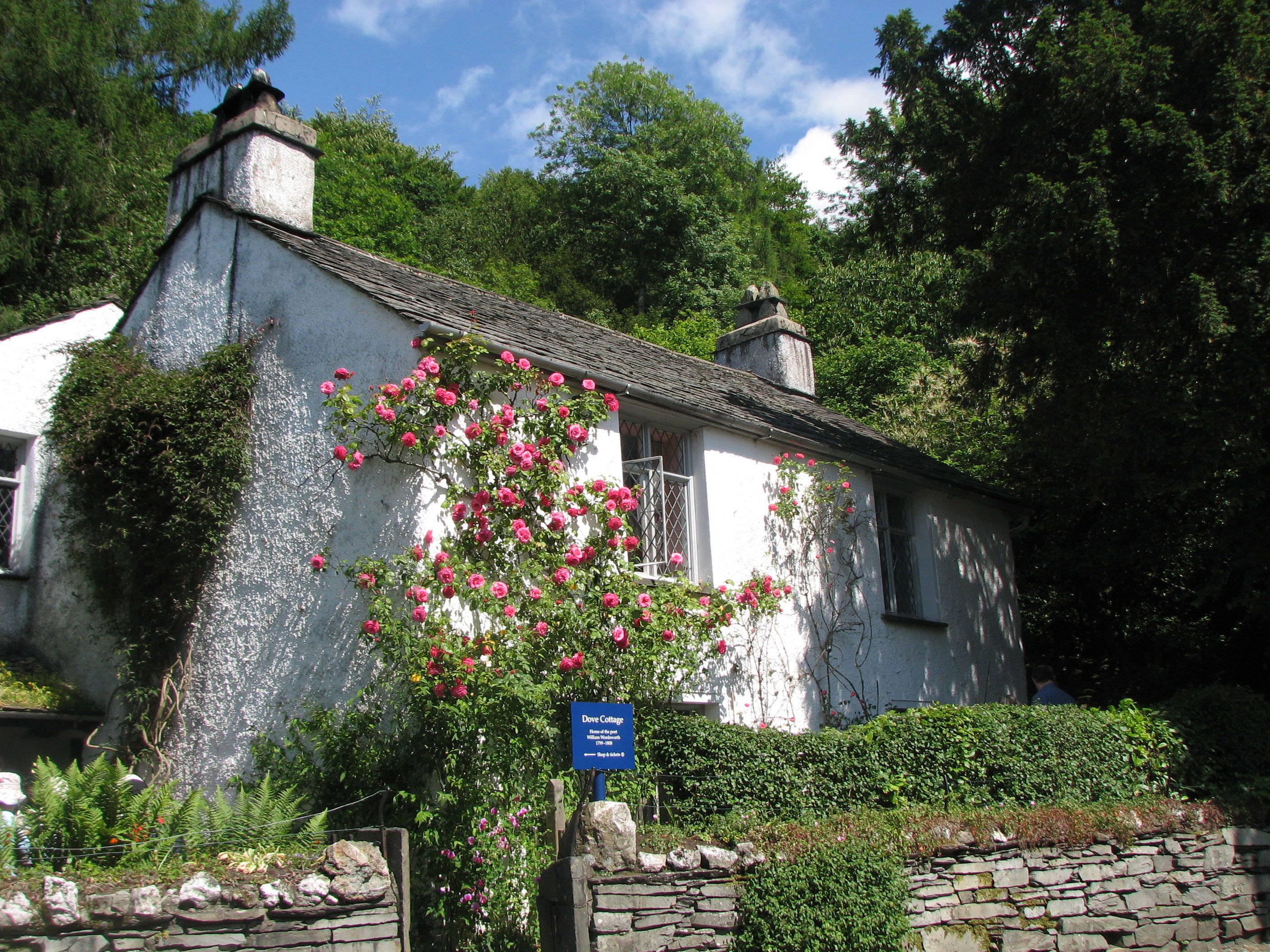 dove cottage home of william wordsworth places i have visited