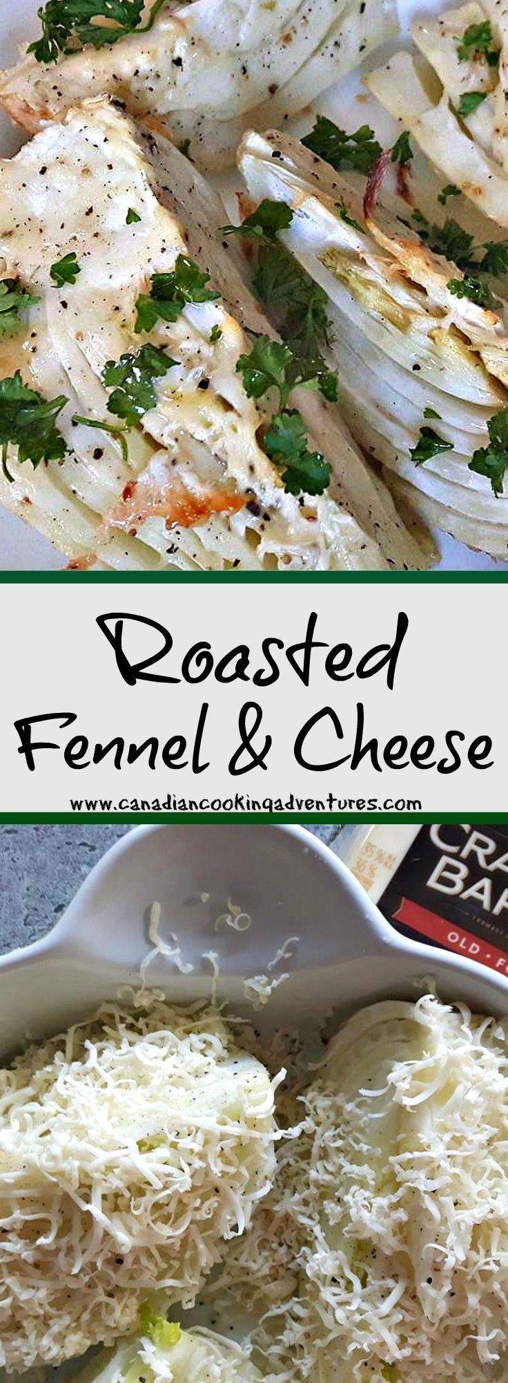 Roasted Fennel Cheese