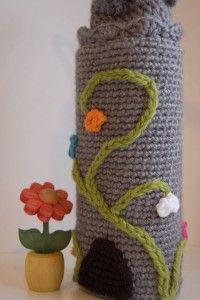 crochet-castle