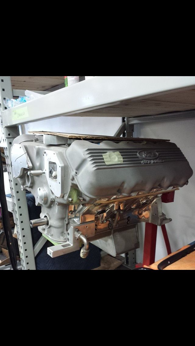 Ford 427 Cammer With Images Ford Racing Ford Motor