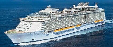 Royal Caribbean International Oasis Of The Seas Cruise Ship - Tracking cruise ships