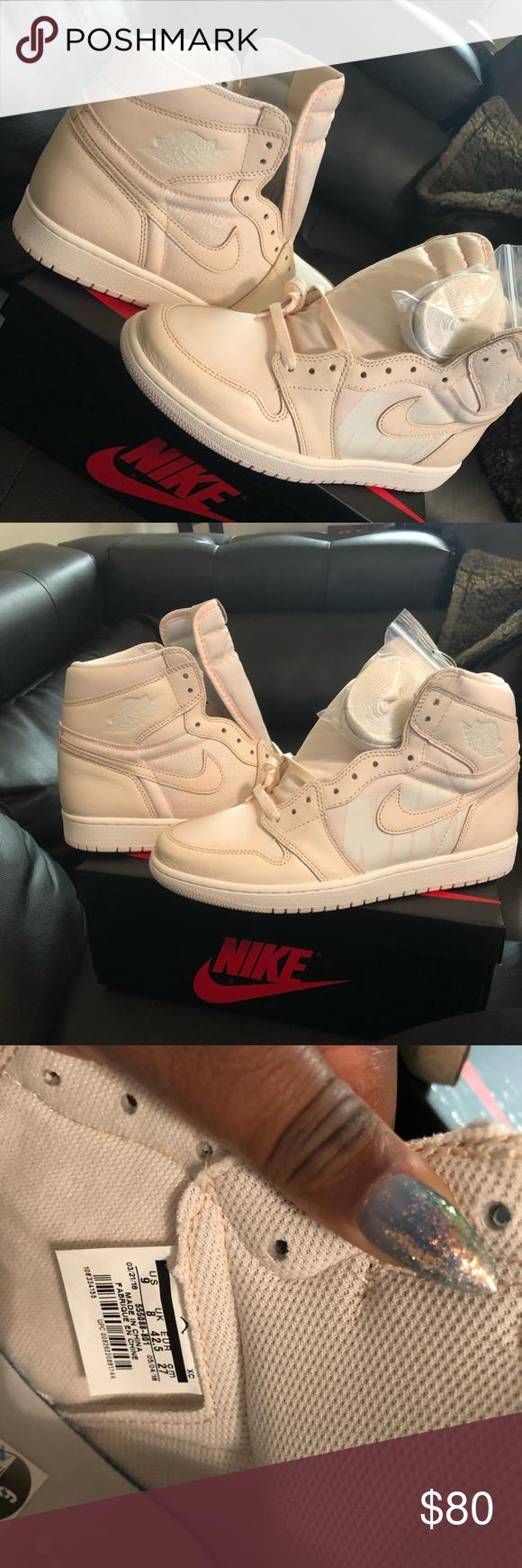 Air jordan 1s Brand new in box air jordan 1s Men's size 9 Women's size 7 Jordan Shoes Sneakers #airjordan1outfitwomen