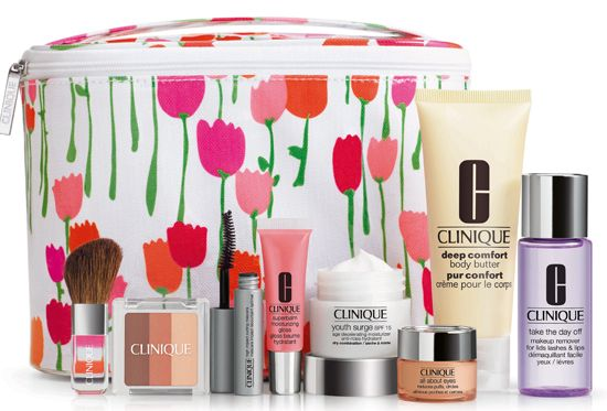 CLINIQUE GIFT WITH PURCHASE | Details of the Latest Clinique and Myer Gift With Purchase