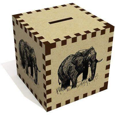 'Elephant' Money Boxes / Piggy Banks (MB006543) #fashion #home #garden #homedcor... | 1000