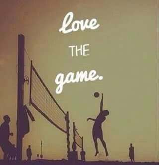 #VolleyballIsLife