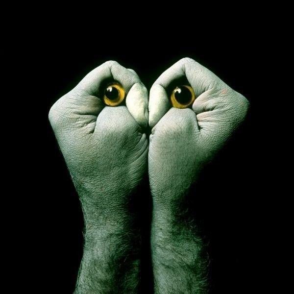 Руки прикольные картинки