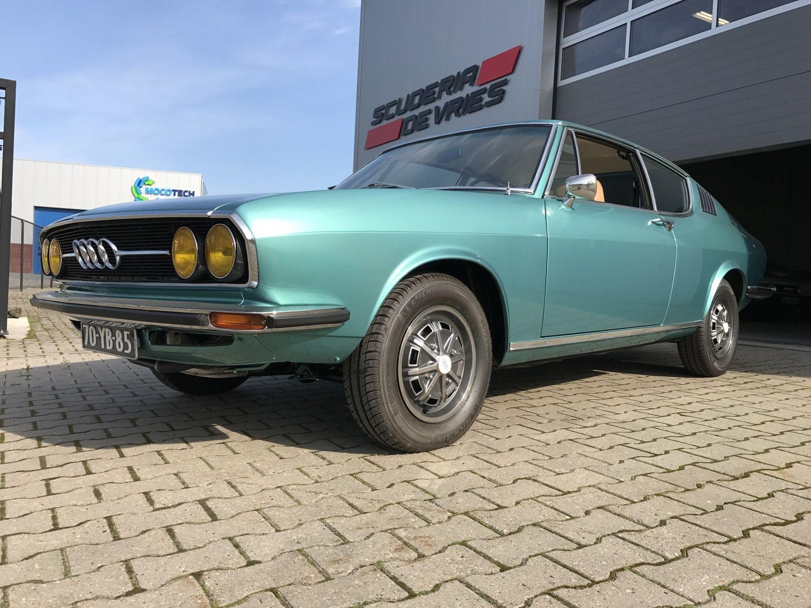 1973 Audi 100 - Coupe S | Classic Driver Market | Audi