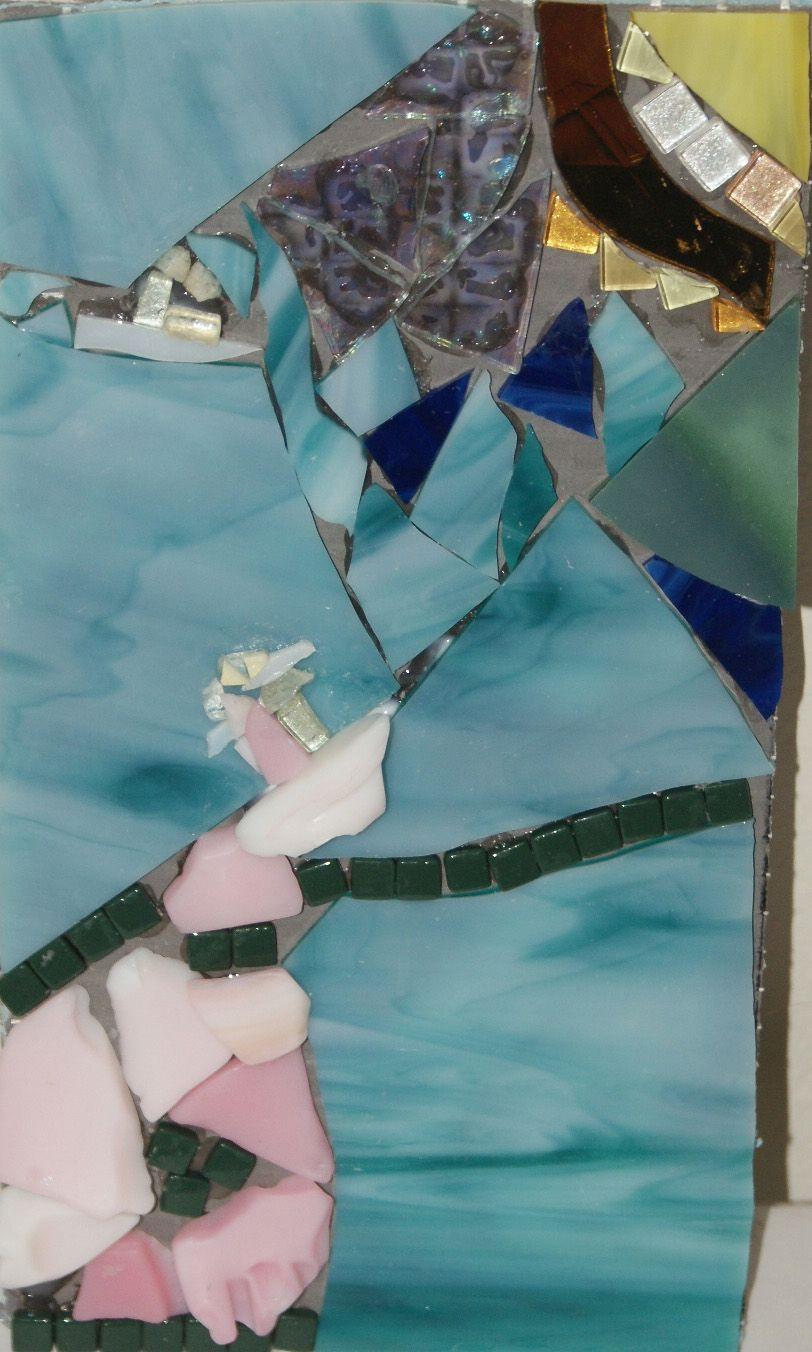 Land, Sea & Sky Mosaic  $200.00