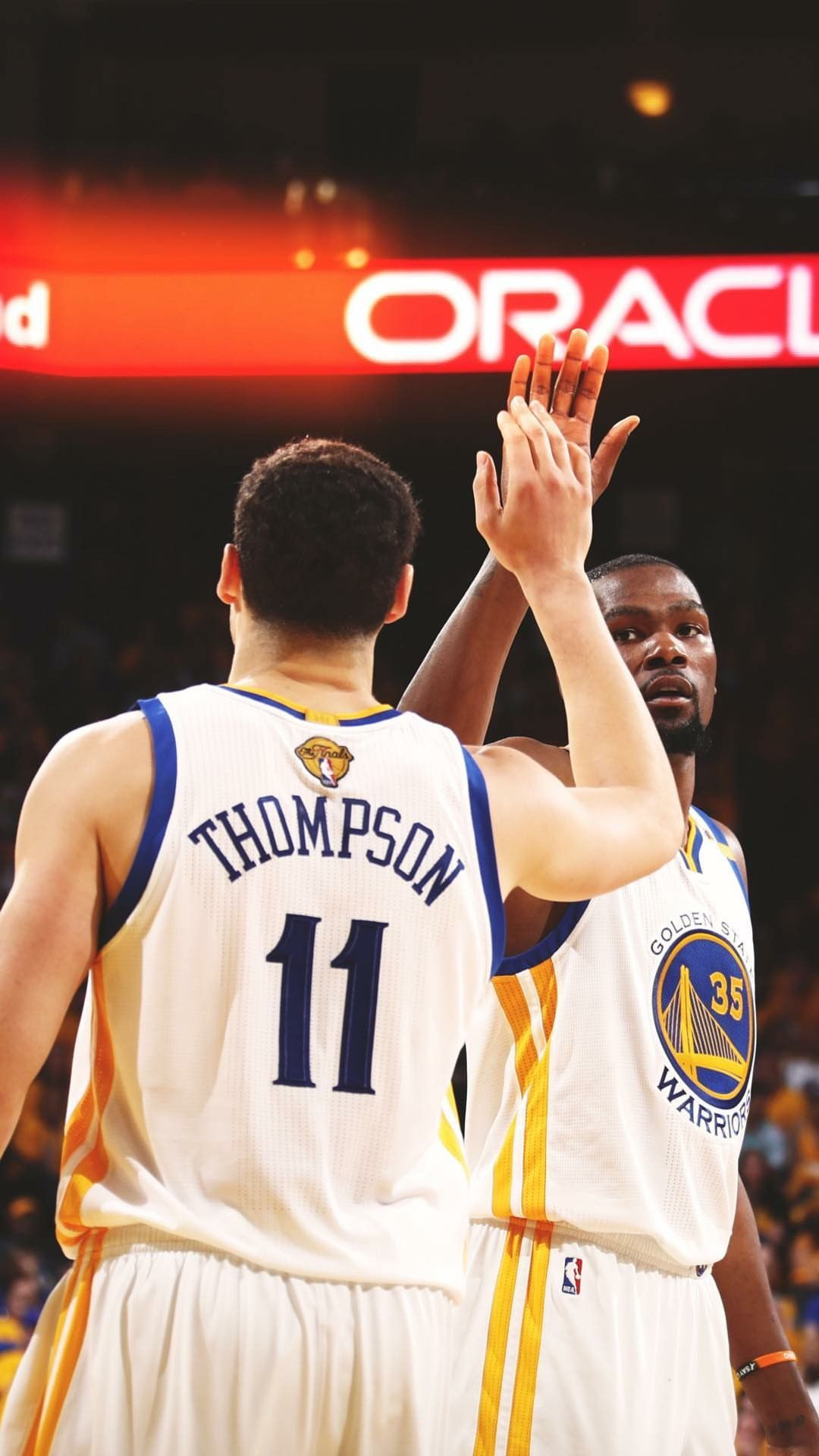 Klay Thompson Kevin Durant wallpaper Golden state
