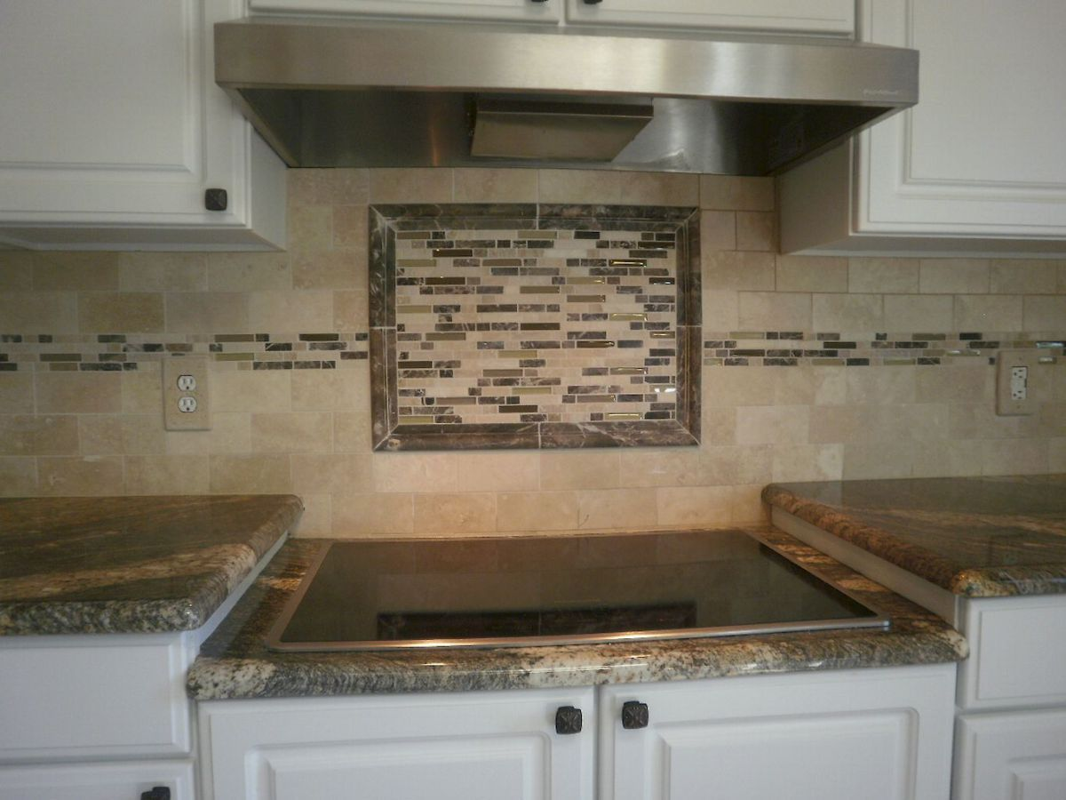 65 simple & beautiful kitchen backsplash design ideas on a budget (5