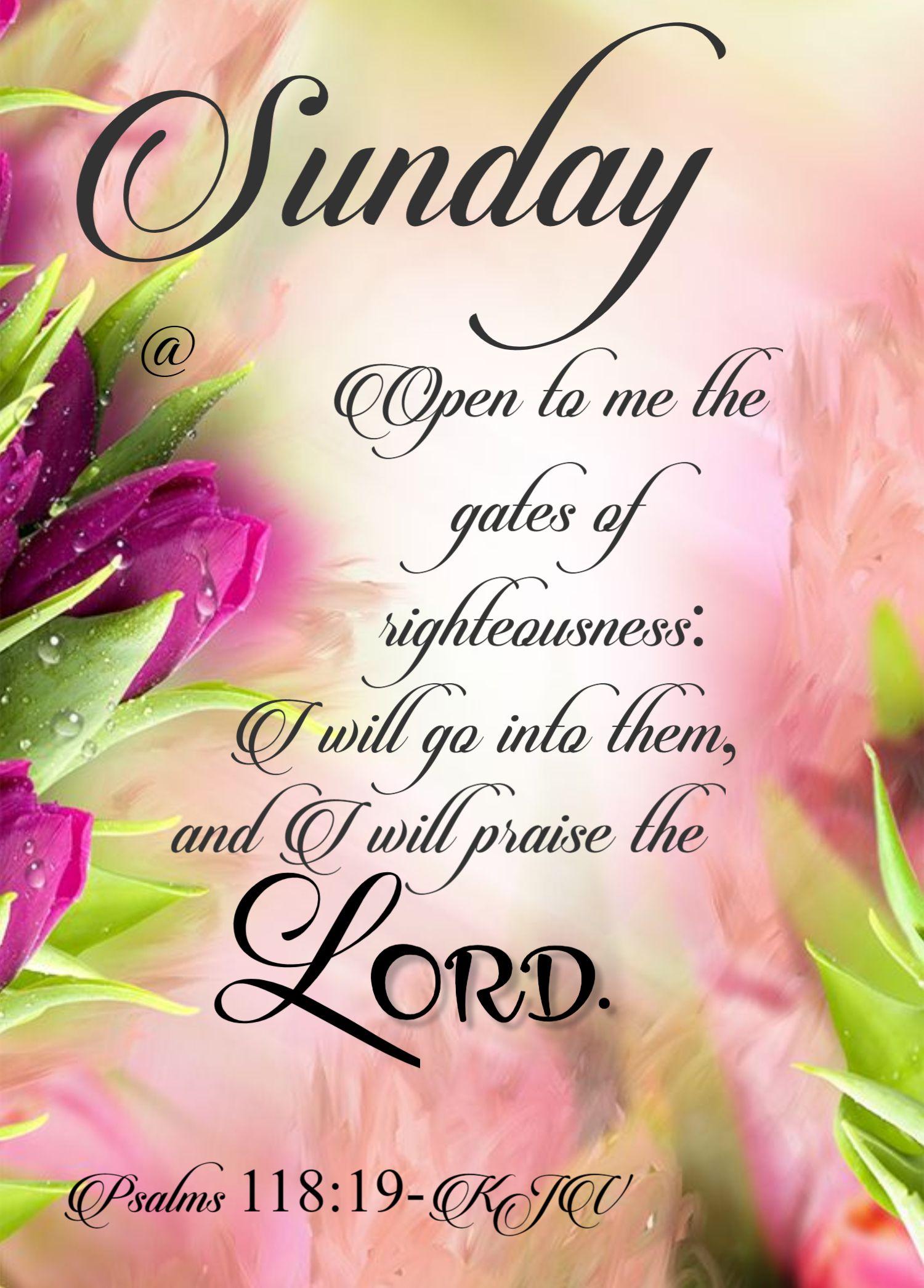 Sunday Blessings | Sunday church quotes, Sunday morning quotes, Good morning  happy sunday