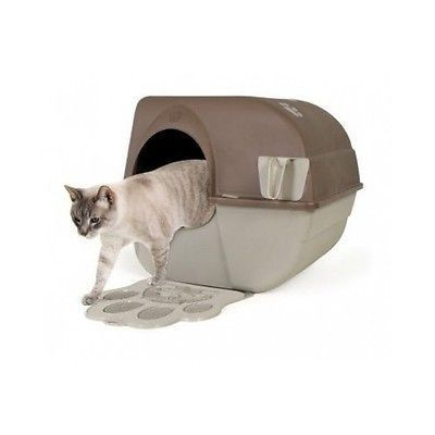 Self Cleaning Litter Box Scoopfree Cat Pet Supplies Pan Kitty Clean Drawer Brown Self Cleaning Litter Box Cleaning Litter Box Litter Box