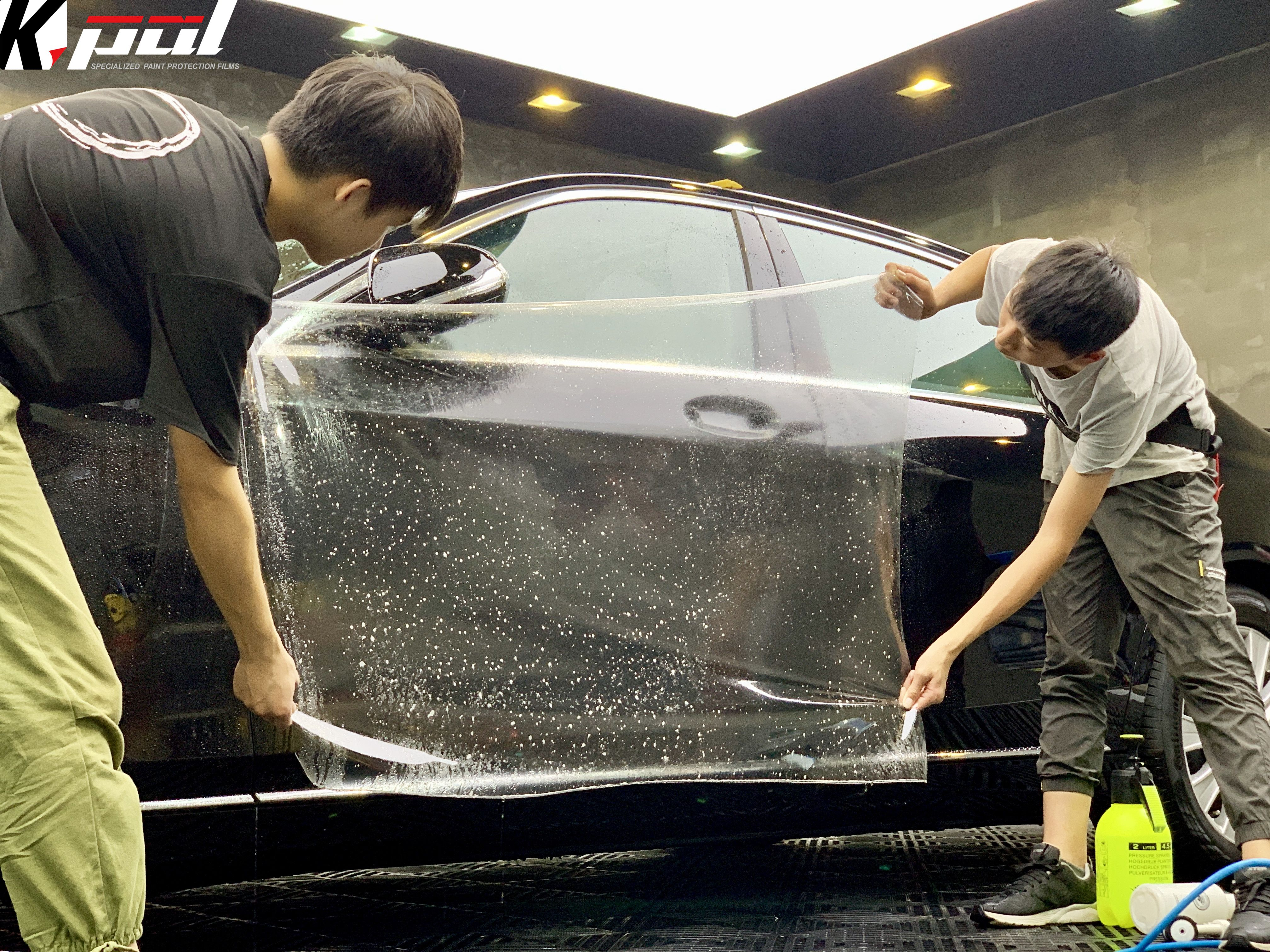 Kpal Paint Protection Film On Mercedes Benz S320 In 2020 Paint Protection Window Tint Film Protection