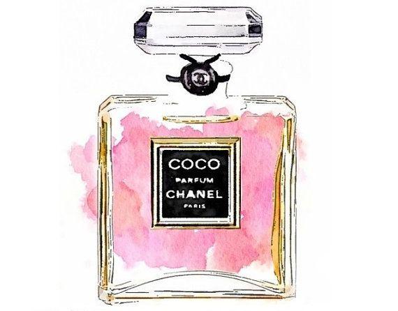 Afficher Limage Dorigine Parfum Chanel Art Chanel Perfume Et