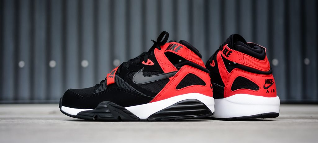 c558985047 Nike Air Trainer Max 91 Black/Red | Sole Collector | šuze, pod mus ...