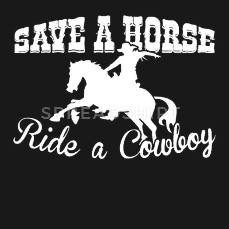 Boucle Save a horse, ride a cowgirl | Spécialité