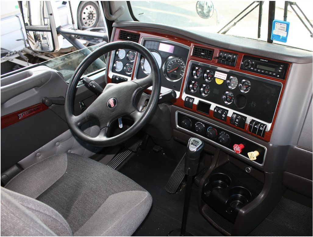 kenworth custom t660 interior kenworth pinterest kenworth trucks and cars