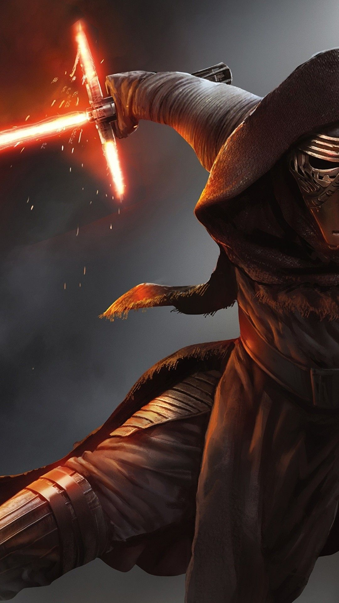 Kylo Ren Star Wars Tap to see more exciting Star Wars
