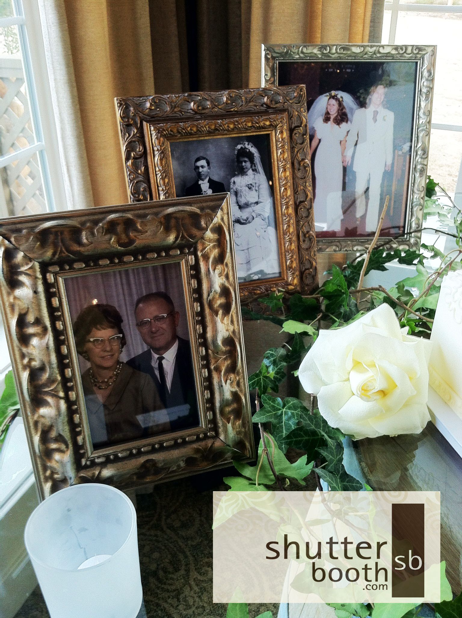 ShutterBooth: A Rustic-Vintage Temecula Winery Wedding ...