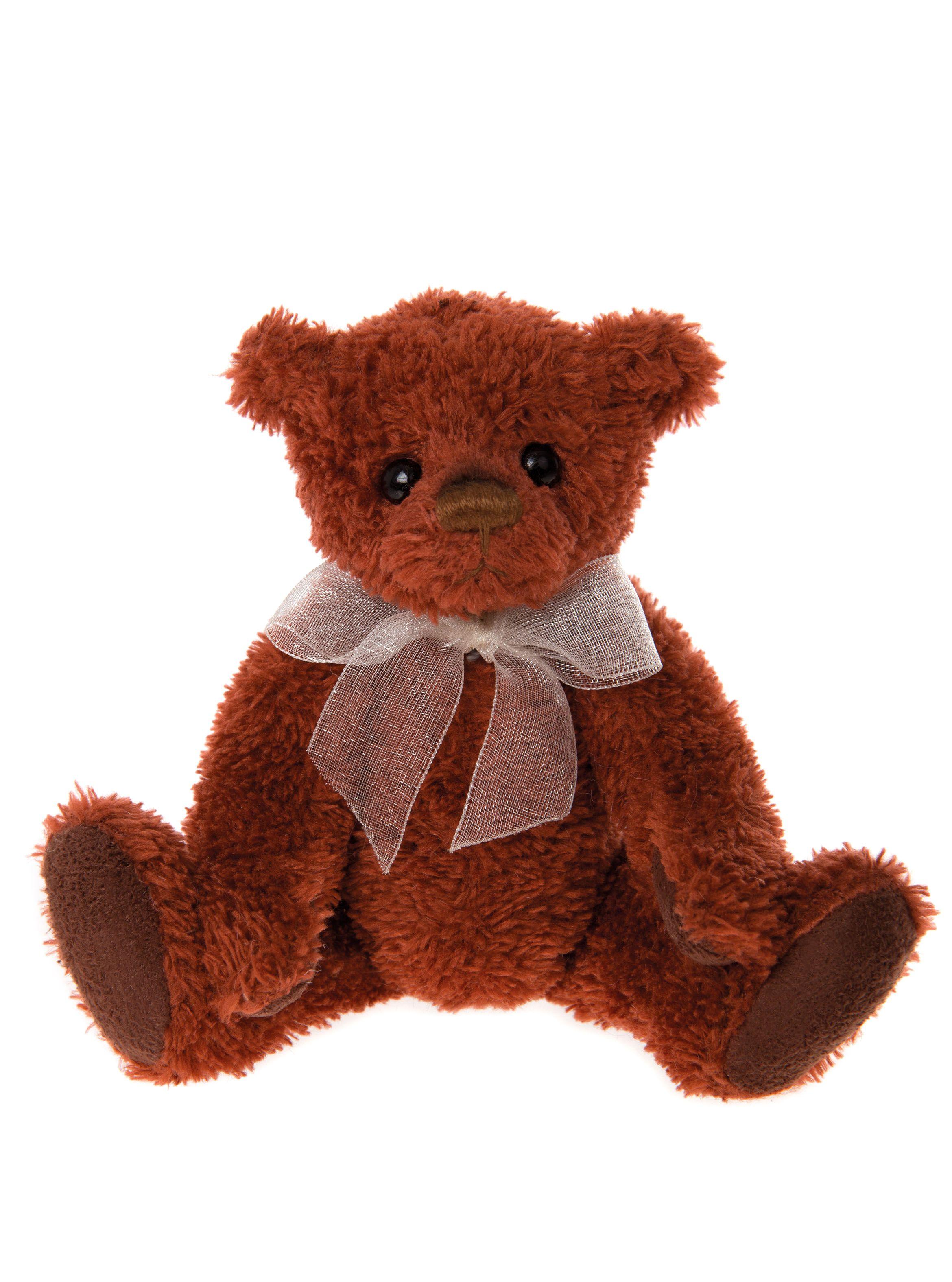 Charlie Bears Bag Buddies Key-ring Jersey