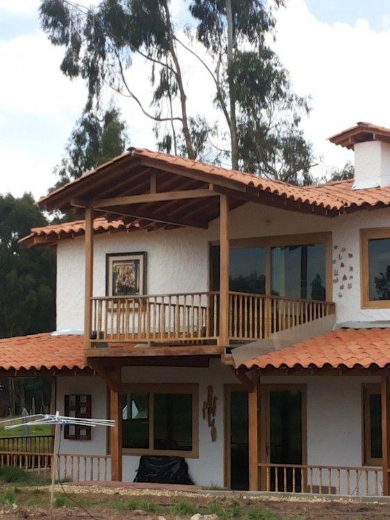 Casa prefabricada prefabricasa finca pinterest casa for Casas de campo prefabricadas