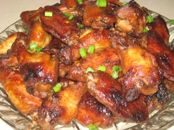 Party chicken wings recipe party chicken chicken wing recipes food party chicken wings recipe chinese forumfinder Gallery
