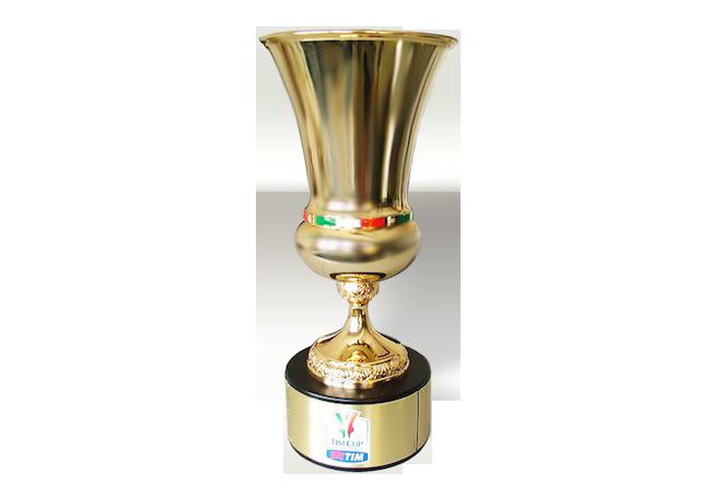 Coppa Italia Italy Taças