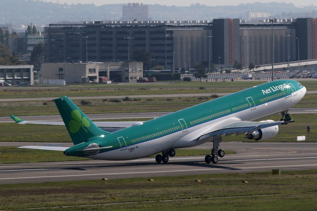 Aer Lingus Fleet Airbus A330 300 Details And Pictures Con Imagenes