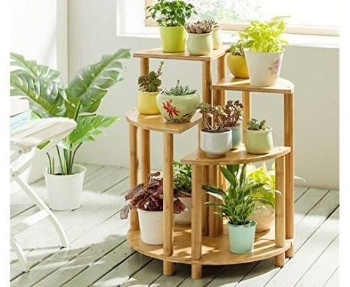 Amazing indoor Planter Stand Ideas in 2020 | House plants ... on Amazing Plant Stand Ideas  id=48436