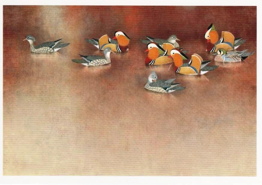 上村松篁展 鳥のアート 日本画 上村松園