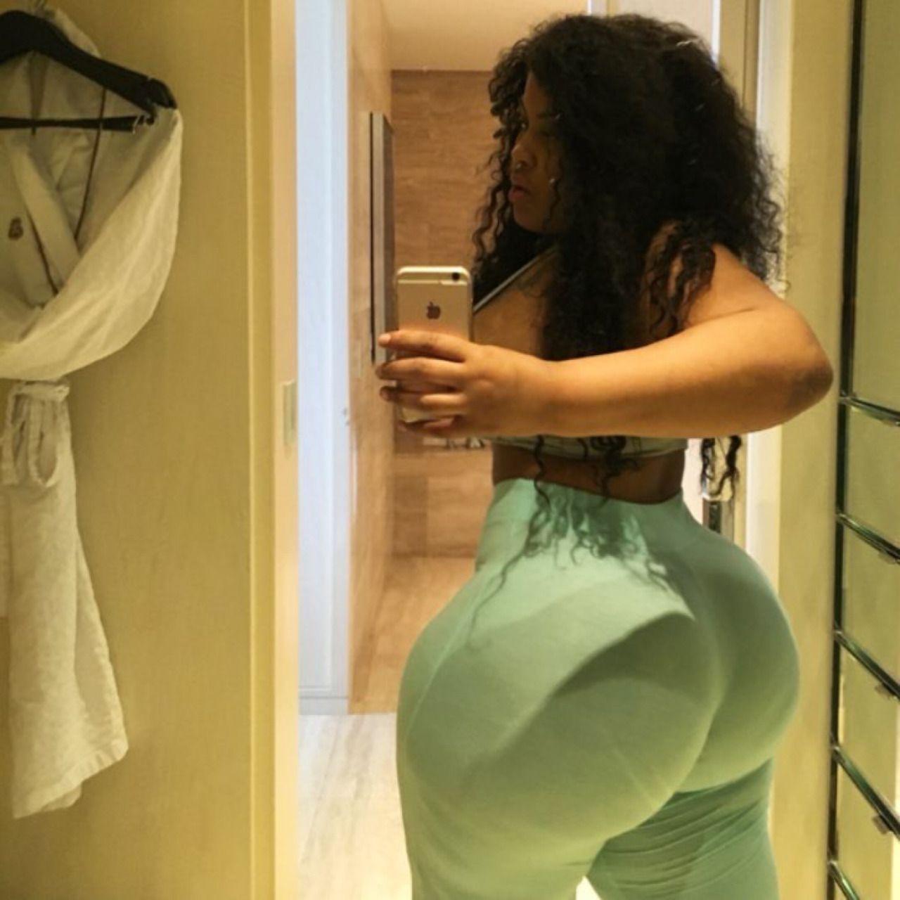 Ghetto booty mature woman