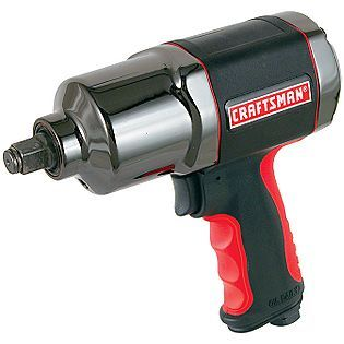Craftsman 1 2 In Heavy Duty Impact Wrench