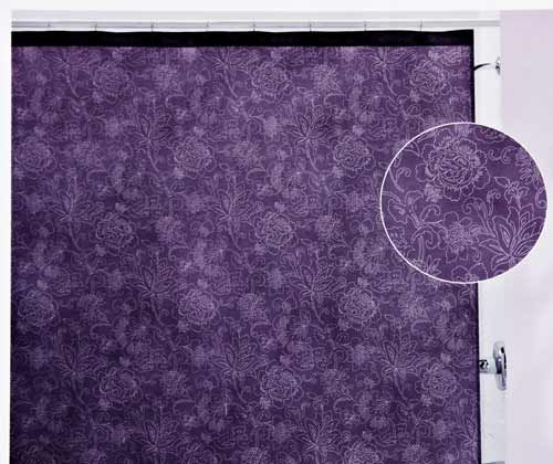Best 25 Purple Shower Curtains Ideas On Pinterest