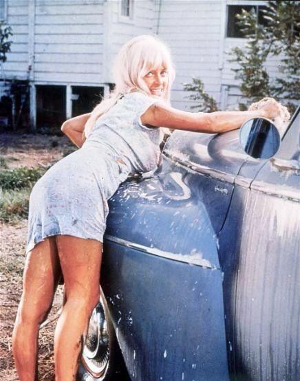 Cold Hand Luke Car Wash Scene
