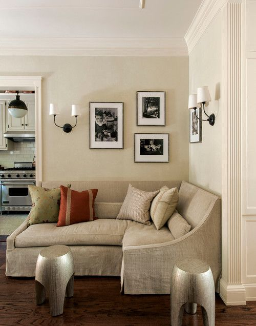 Christine markatos design for Small townhouse living room ideas