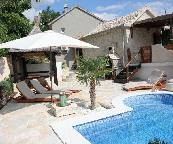 Ferienhaus Brela Urlaub kroatien ferienhaus