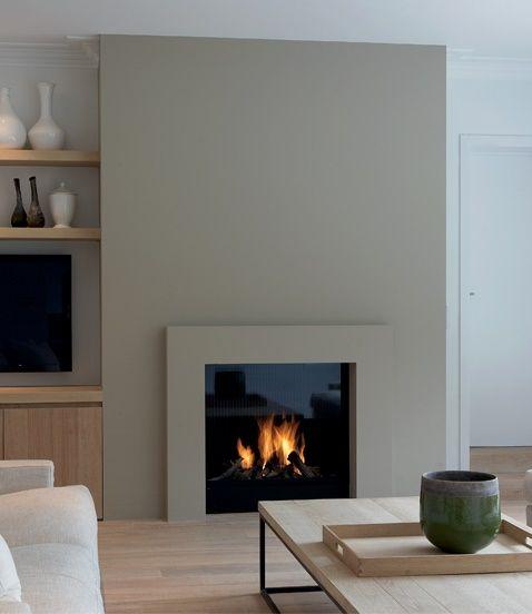 Metalfire gashaard Urban Home Pinterest Estufas, Salón y - chimeneas modernas