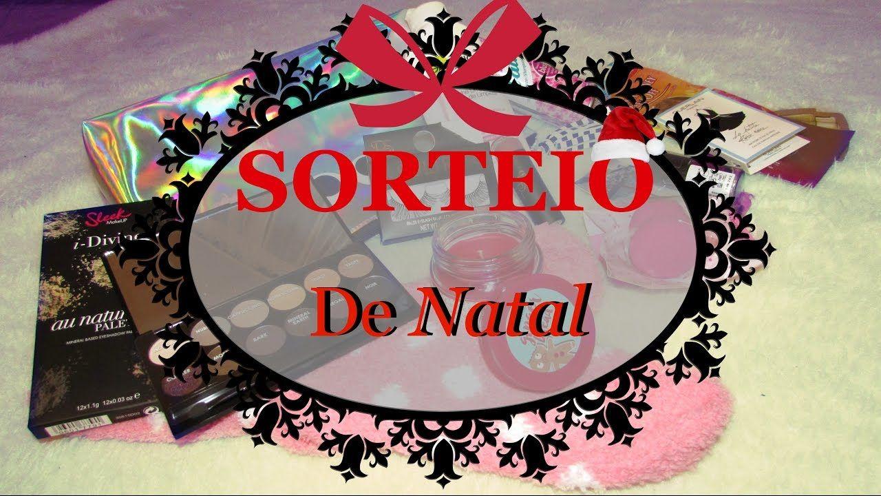 SORTEIO de Natal l Necklis