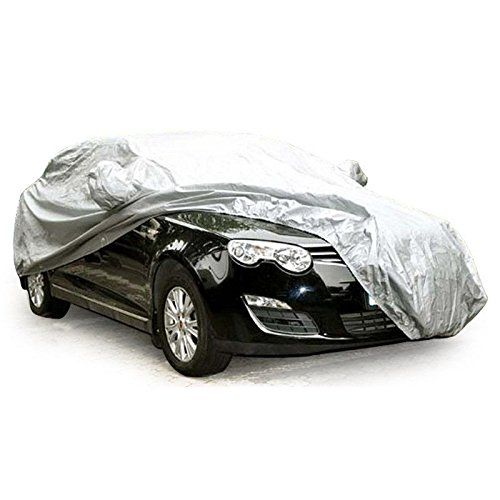 Universal Full Car Protect Outdoor Seamless Waterproof Resist Sun Uv Shield Vehicle Cover M Amazon Co Uk Car Moto Camping Zubehor Camping Autoschutzdecke