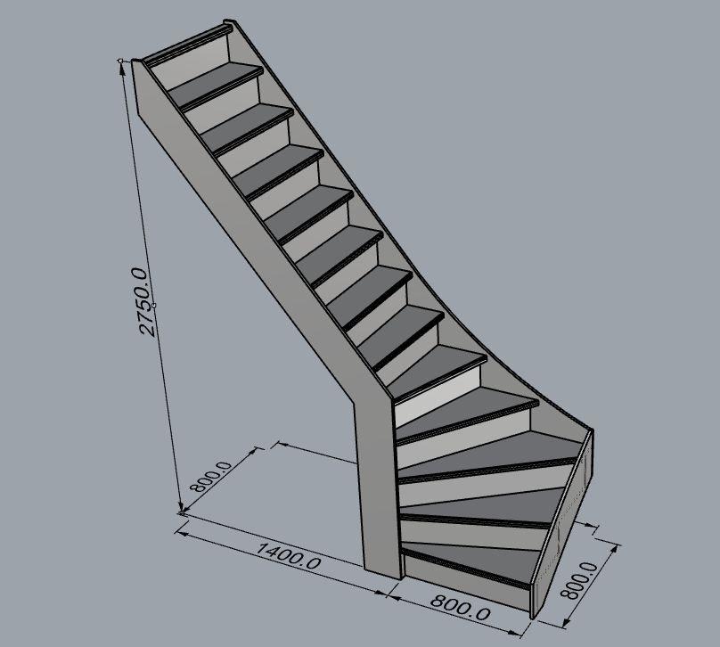Pin de reginaldogomes en medidas pinterest escalera - Medidas de escaleras ...