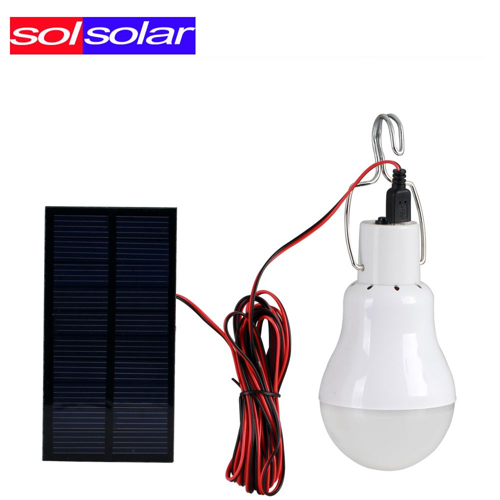 Outdoorindoor solar lamp powered led lighting system light 1 bulb cheap solar lamp buy quality indoor solar lamp directly from china bulb solar suppliers outdoorindoor solar lamp powered led lighting system light 1 bulb aloadofball Images