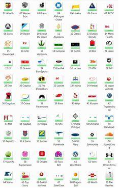Logo Game Pack 7 Respuesta Buscar Con Google Respuestas Logotipos Marca De Ropa