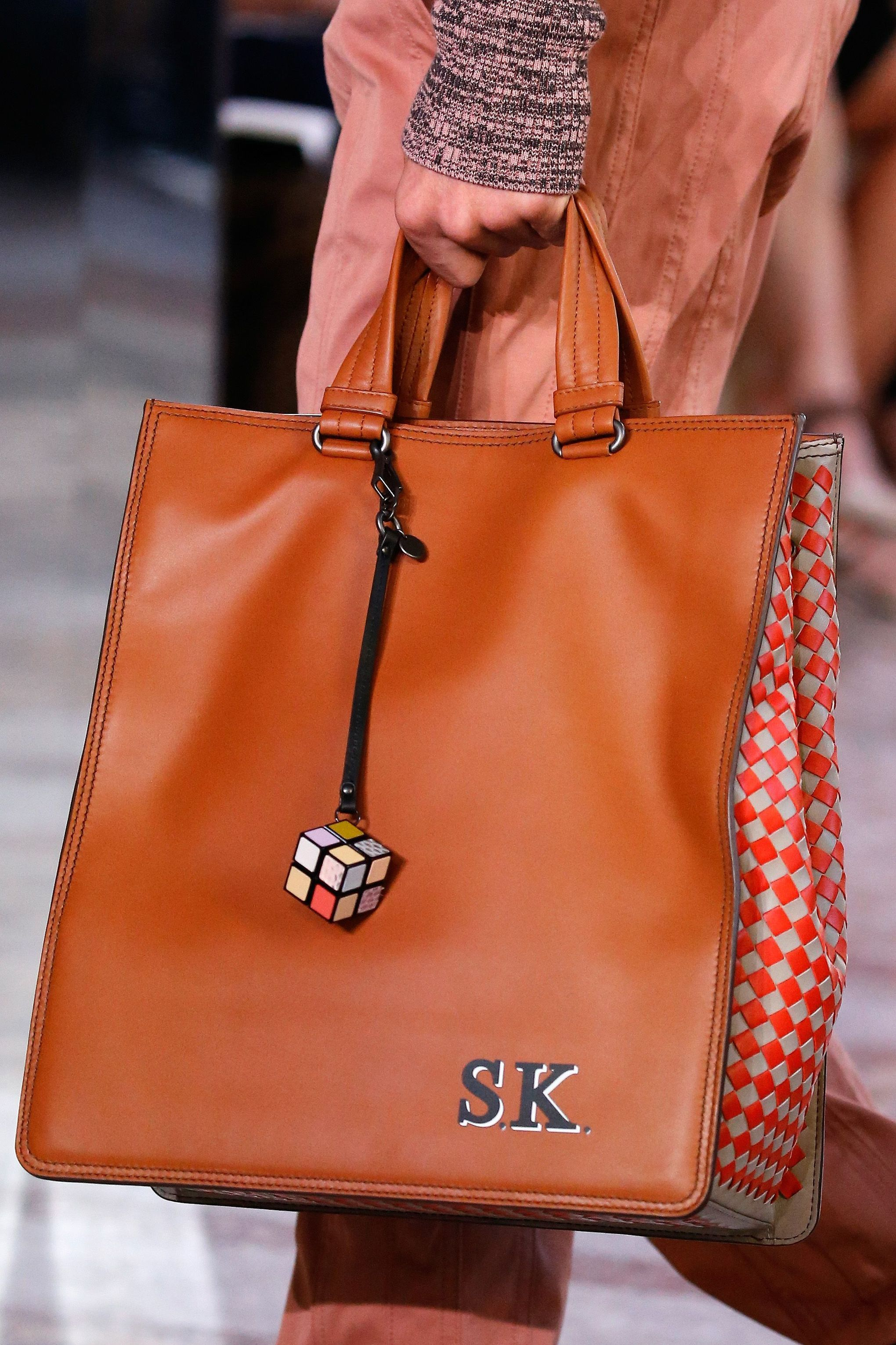 9130587ce50a Vogue s Ultimate Bag Trend Guide Spring Summer 2018