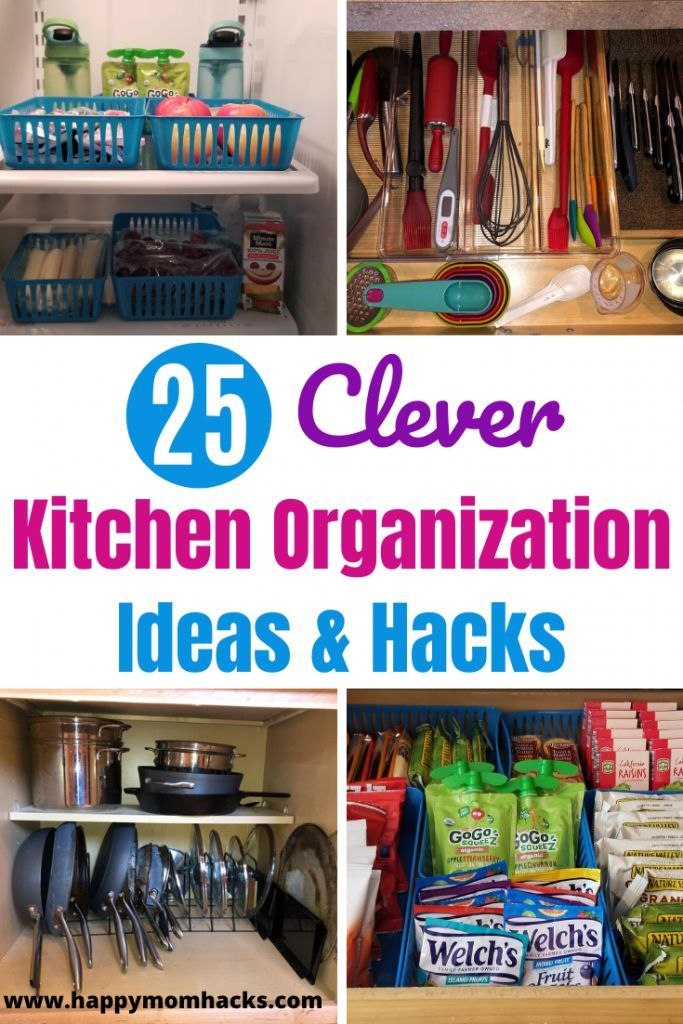 25 clever kitchen organization ideas hacks kitchen organization cool kitchen gadgets on kitchen organization gadgets id=27941