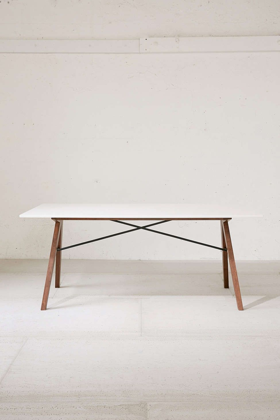 Saints Dining Table With Images Midcentury Modern Dining Table